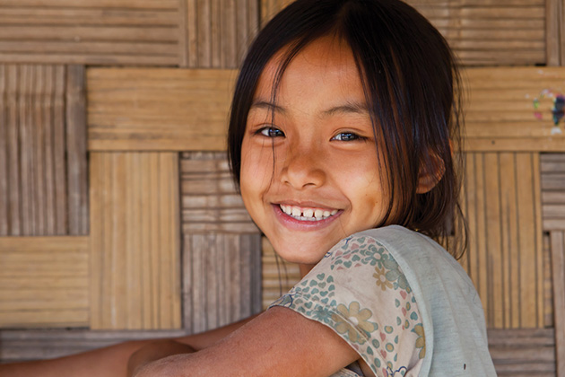 Laotian will be happy and pleased if you know how to speak lao language