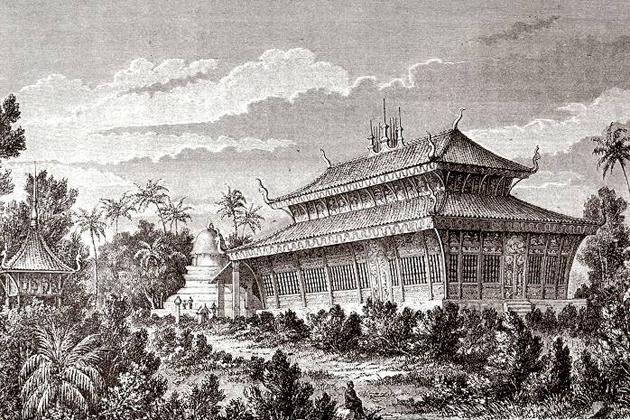 Lan Xang Kingdom - King Visoun and a Flowering of Culture