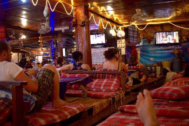 laos bar pakse nightlife