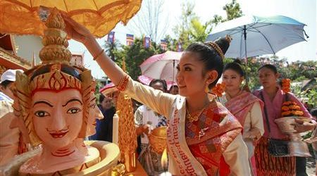 Lao New Year | All about New Year Festival 2021 in Laos