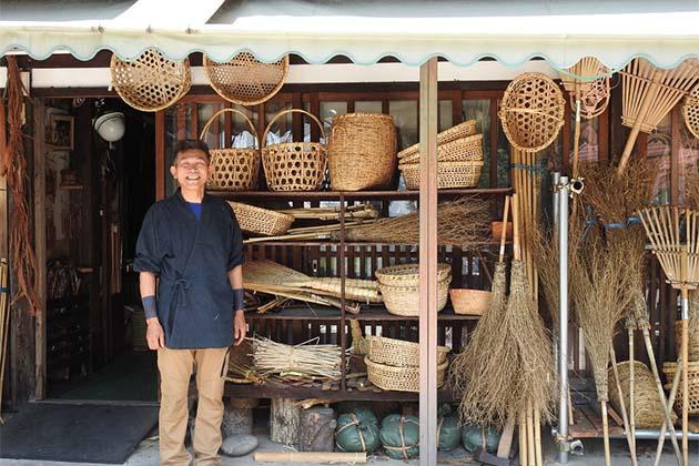 Bamboo wares