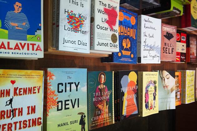 Monument Books Luang Prabang