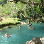 Blue Lagoon Vang Vieng, Laos Trips