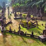 Buddha Park of Xieng Khuan, Laos Vaction Packages
