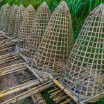 Fishing nets in Luang Prabang, Laos