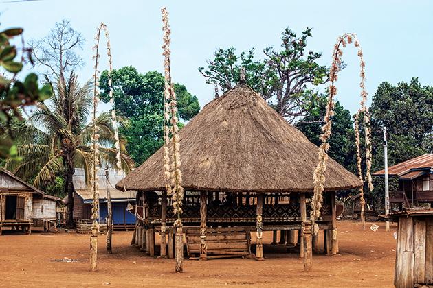 Katu village