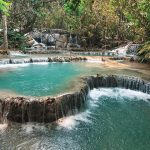 Khouang Si waterfalls, Laos Tour Packages