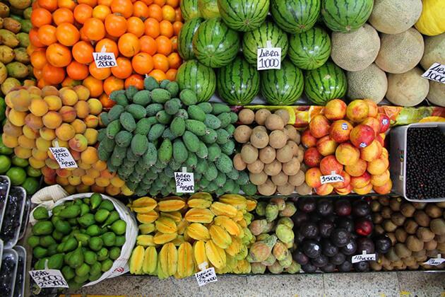 Laos-Tropical-Fruits, Visit Laos