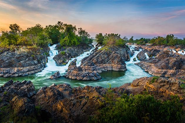 The 4 000 Islands Laos