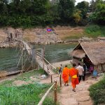 Ban-Xieng-Lom-village, Laos itinerary