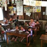 interact with Laos Children, Laos Vacations