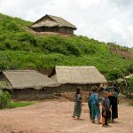 Khmu Village in Luang Prabang, Laos Tours