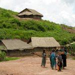Khmu-village-in-Luang-Prabang