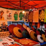 Luang Prabang Night Market, Laos Tours