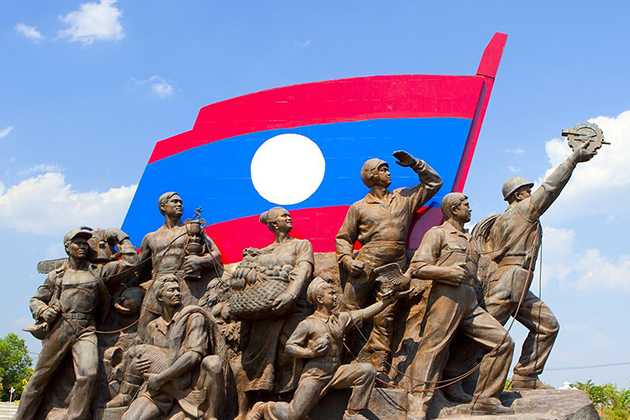 The Very First About Laos History
