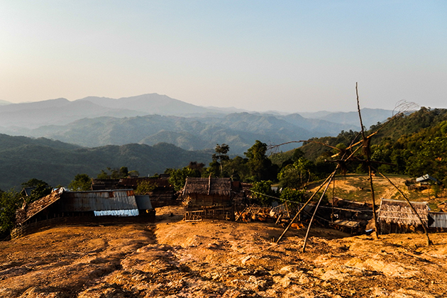 Phongsaly Laos