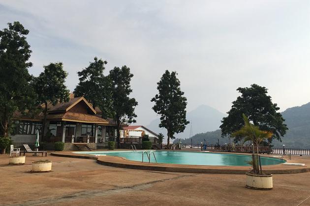 Arawan Pool Bar