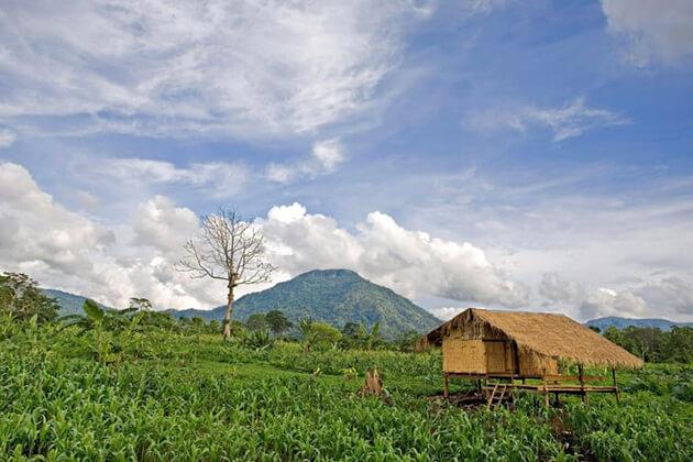 Bolaven-Plateau-in-Laos, Laos trip