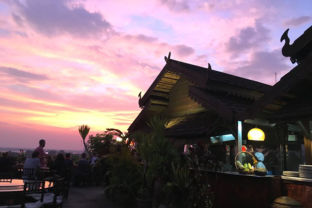 Le Panorama at Pakse Hotel