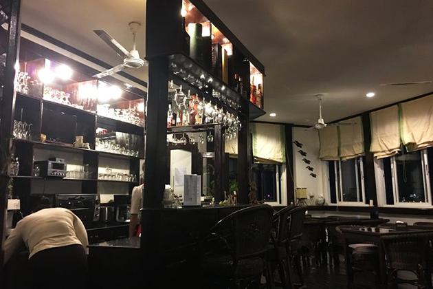 Sedon Terrace Bar Pakse Laos