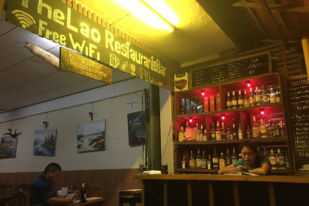 The Lao Restaurant and Bar