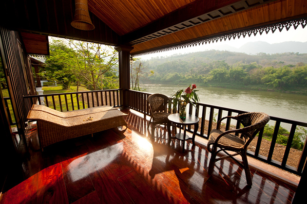 Cost of Accommodation in Laos, Laos Vacations