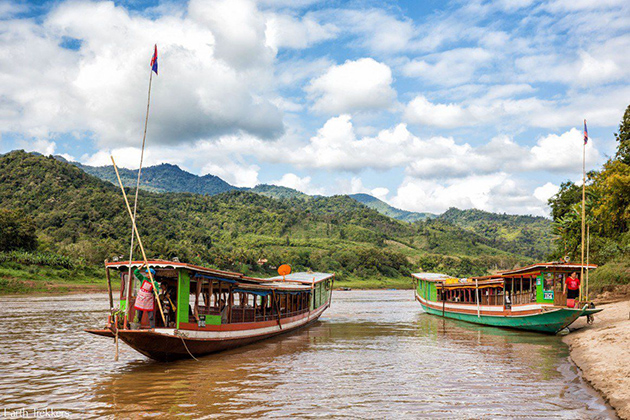 Cost of Boat Trip in Laos