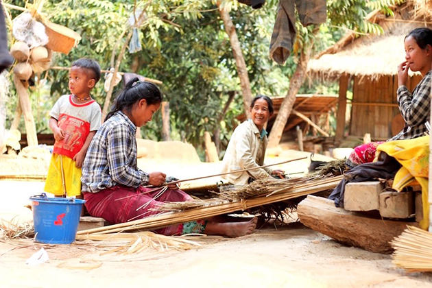 Local people, Laos Tour Vacations