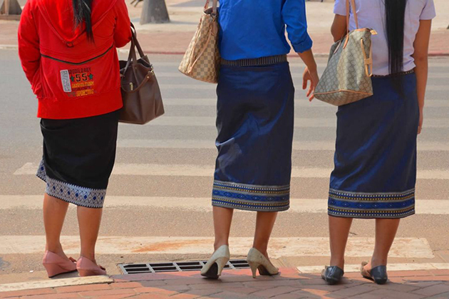 Laos Facts - Sarong Swimsuit for Women