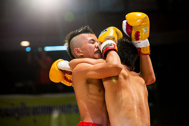 Muay Lao national Sport