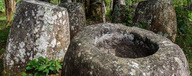 The Mysterious Plain of Jars, Xiang Khouang Attractions