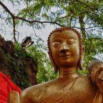 Buddha-statue-in-Wat-Si-Muang, Laos trips