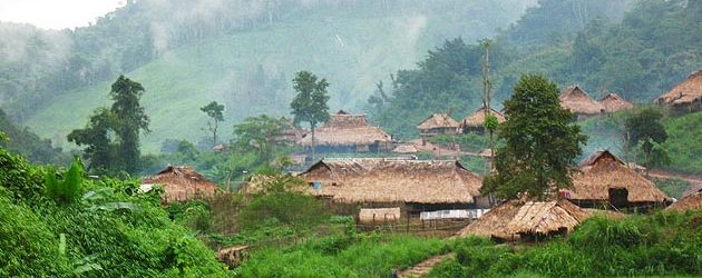 Luang Prabang Khmu Village Tour – 2 Days