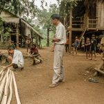 Khmu village laos tours