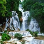 Kuang Si Waterfall laos tours