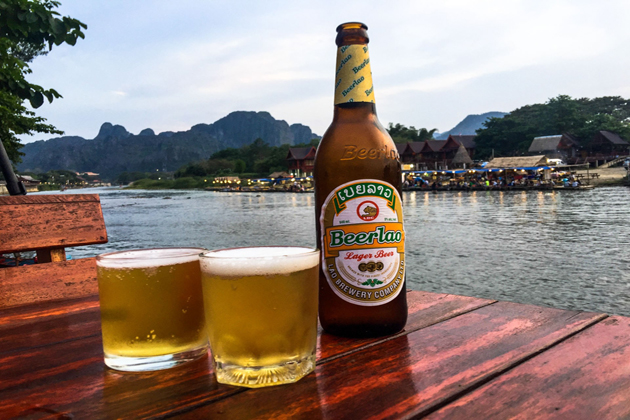 Laos beer laos food, Laos Vacation packages