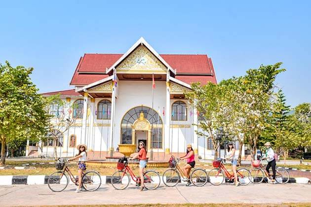 Luang Namtha Museum, Laos Tours Packages
