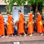 Observe-monks-during-their-morning-alms-ritual-luang-prabang-tours