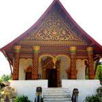 Wat Aham, Laos Tour
