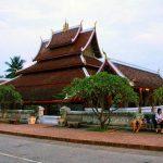 Wat Mai, Tour in Luang Prabang