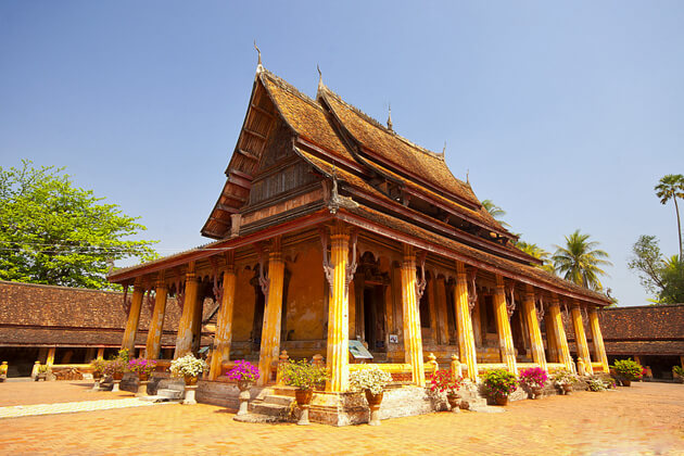 Wat Sisaket, Laos Tour Packages