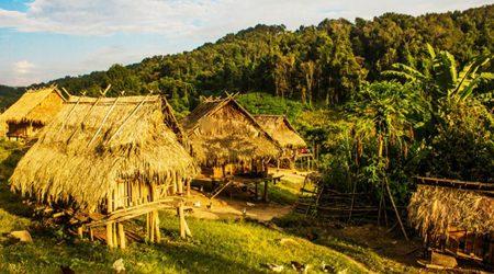 Luang Prabang Khmu Village Tour – 2 Days