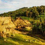 khmu village luang prabang tours