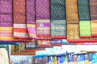 Laos Silk – A Traditional Craft in the Land of a Million Elephants