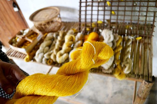 laos silk of elaboration go laos tours
