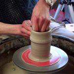 technique of pottery