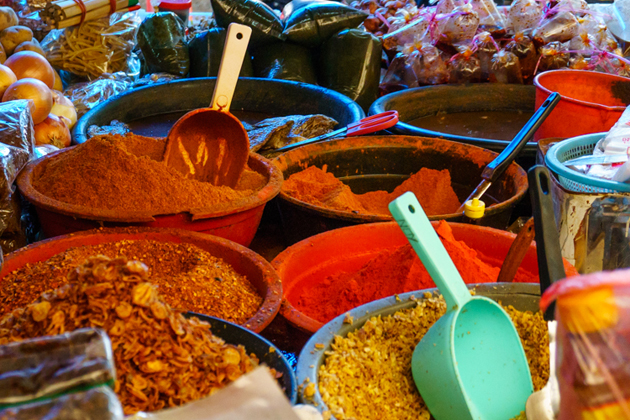 Laos Cuisine Style