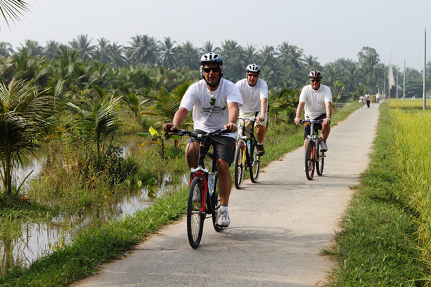 Laos Cycling Guide & Recommened Routes for Pedalers