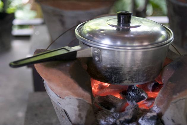Laotian stove laos cuisine