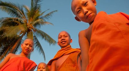 Characteristics  of Laotian People